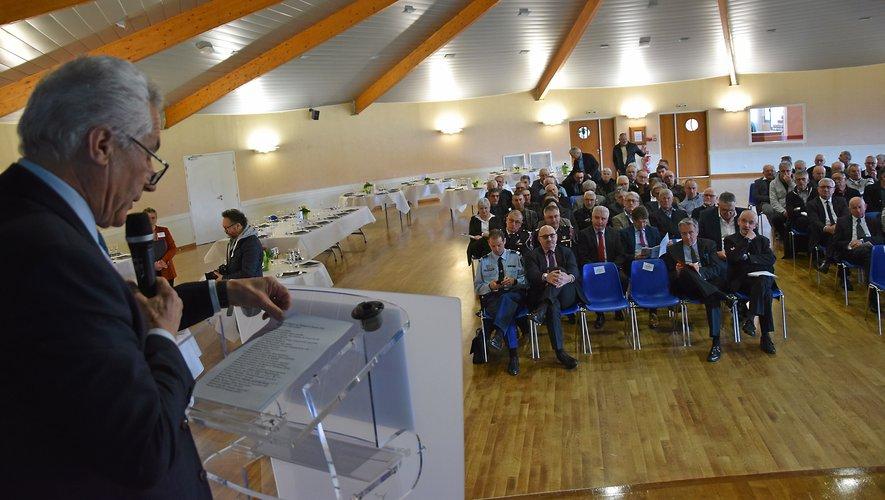 Un mandat « particulièrement difficile » pour les élus locaux, selon Jean-Louis Grimal.