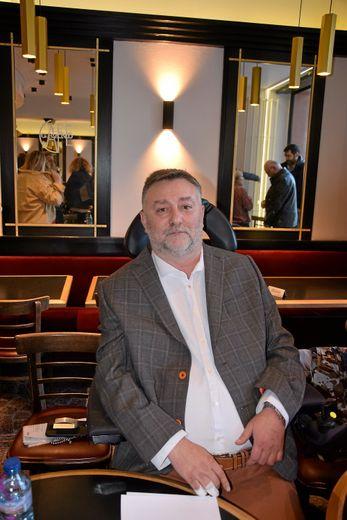 jean-Philippe Murat a présenté ses projets pour Rodez sur le volet du social et de la solidarité.