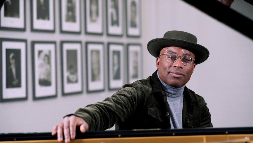 """Le compositeur et pianiste noir Alexis Ffrench s'est donné pour mission de """"changer l'image"""" de ce genre musical parfois vu comme ennuyeux, ringard ou inaccessible."""