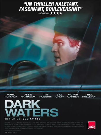"""Dark Waters"" sort mercredi en salles"