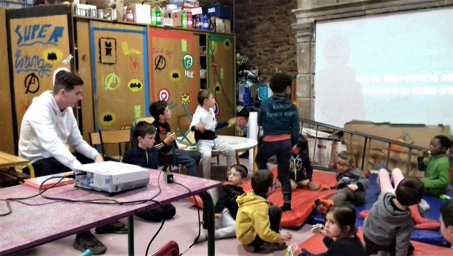 Karaoké à la Grange aux enfantsdu Monastère mercredi 19 février.