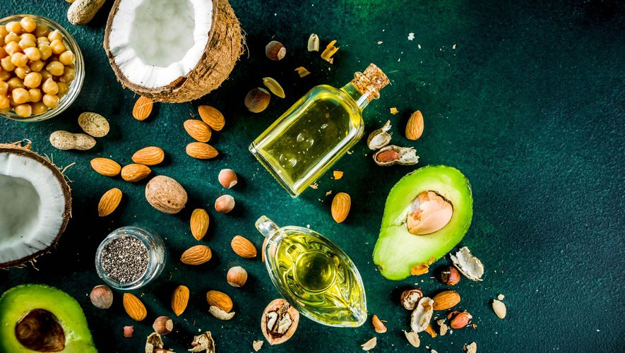 Menus santé : des alternatives au beurre et à l'huile