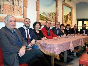 La liste « Notre parti,  c'est Rodez » promet  de faire du social sa priorité  lors du prochain mandat.