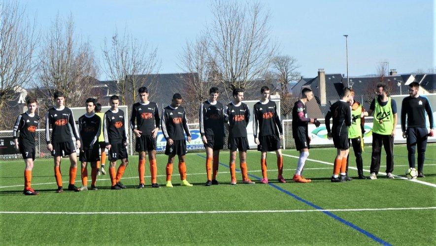 Les U 19 se sont imposés en Coupe Inter District.