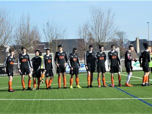 Les U 19 se sont imposés en Coupe Inter District.