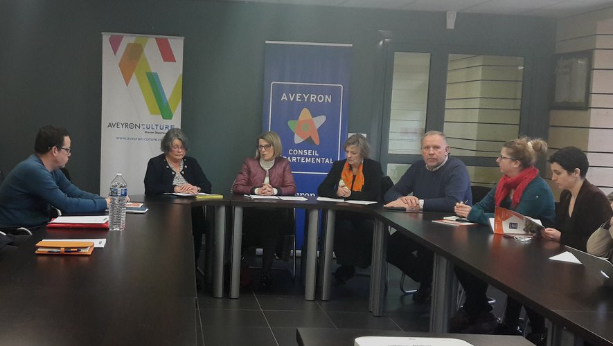 Présenté ce vendredi 14 février, l'enjeu du dispositif départemental « culture et lien social » est de mobiliser la culture comme outil d'intervention sociale et d'amélioration du « vivre ensemble ».