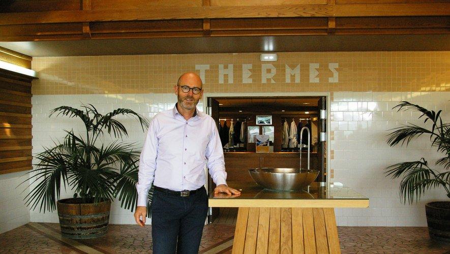 Le nouveau directeur Nicolas Jacquemin va effectuer sa première ouverture mercredi.