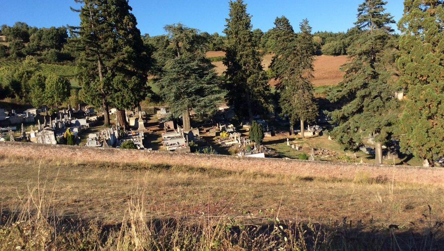 Le cimetière s'actualise.