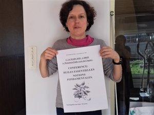 Florence Brossy vous invite à participer à la conférence du 16 mars au centre social