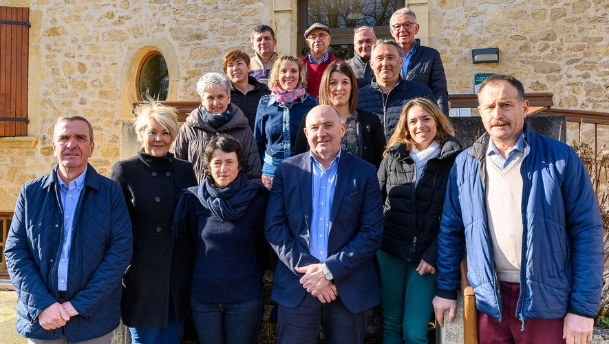 """""""Montbazens Poursuivons Ensemble"""" avec Jacques Molières"""