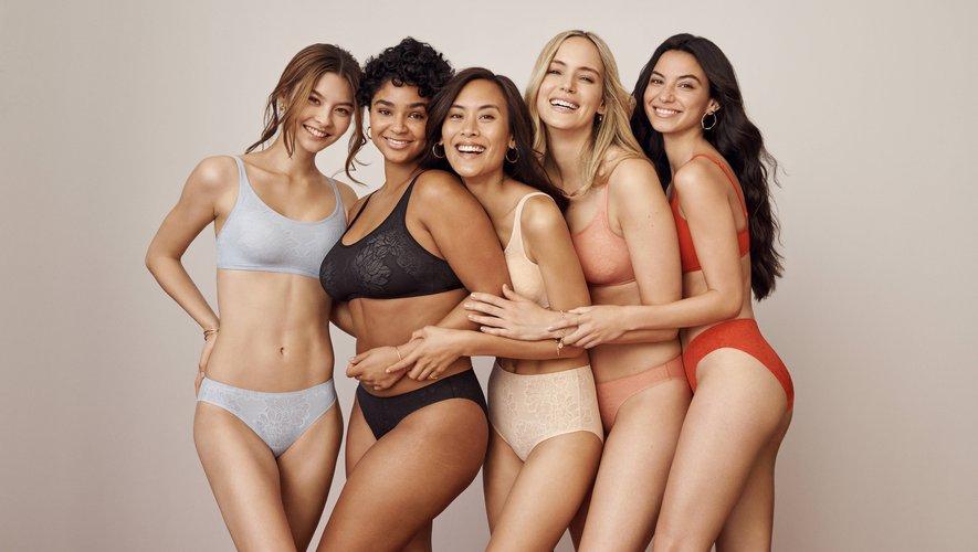 Triumph innove avec un soutien-gorge ajustable à la silhouette de chaque femme.