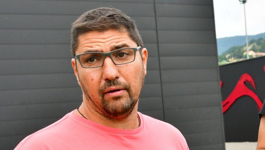 Jérôme Casellas, pris à partie samedi à La Valette.