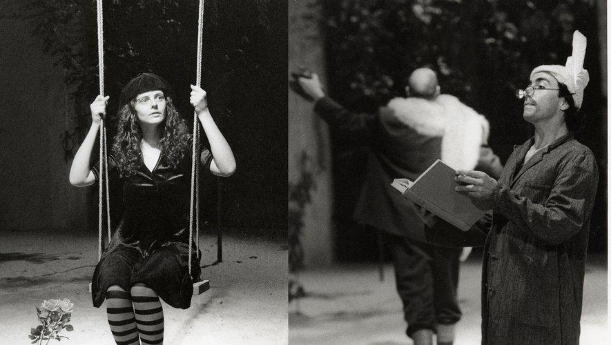 Trois comédiens pour ces variations sur les Fables de La Fontaine.