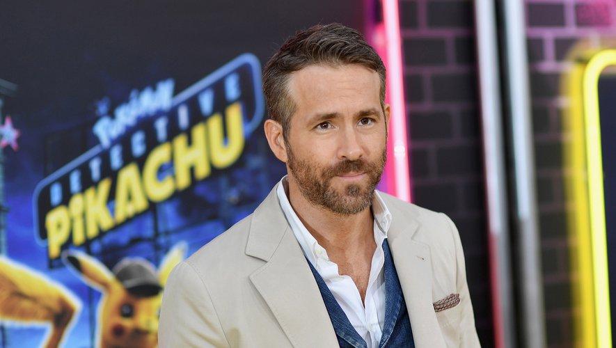 """Le rôle attribué à Ryan Reynolds dans """"Red Notice"""" n'a pas encore été dévoilé par Netflix."""