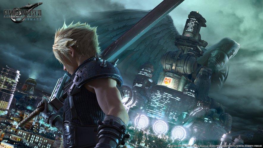 """""""Final Fantasy VII Remake"""" sortir le 10 avril"""