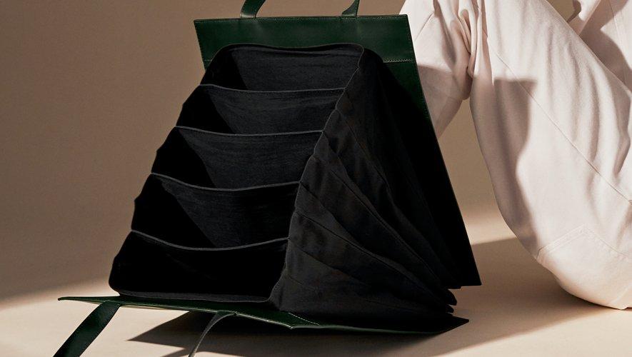 L'un des sacs imaginés par Giulia Chéhab pour La Redoute.