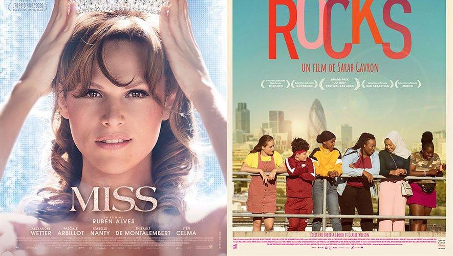 """Les sorties en France de deux longs métrages, """"Miss"""" de Ruben Alvès et """"Rocks"""" de Sarah Gavron, ont été repoussées par leurs producteurs en raison de l'épidémie de nouveau coronavirus"""