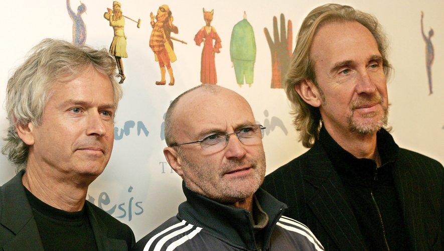 Genesis, le groupe de rock progressif de Phil Collins, va se reformer pour une tournée au Royaume-Uni fin 2020