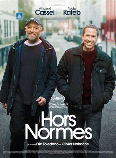 """""""Hors Normes"""" de Eric Toledano et Olivier Nakache a enregistré plus de deux millions d'entrées au box-office français."""