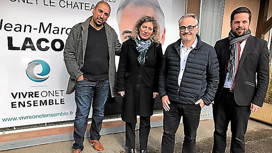 L'équipe de Jean-Marc Lacombe met la jeunesse au cœur de sa campagne.