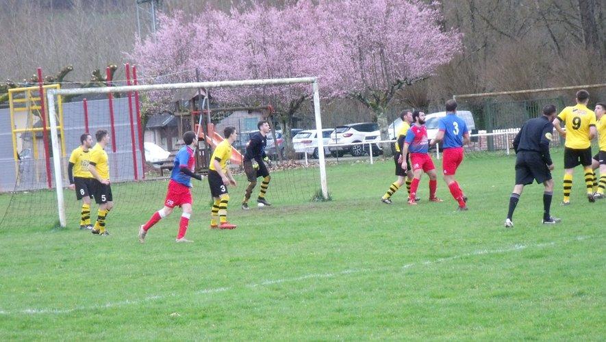 Football : une victoire encourageante