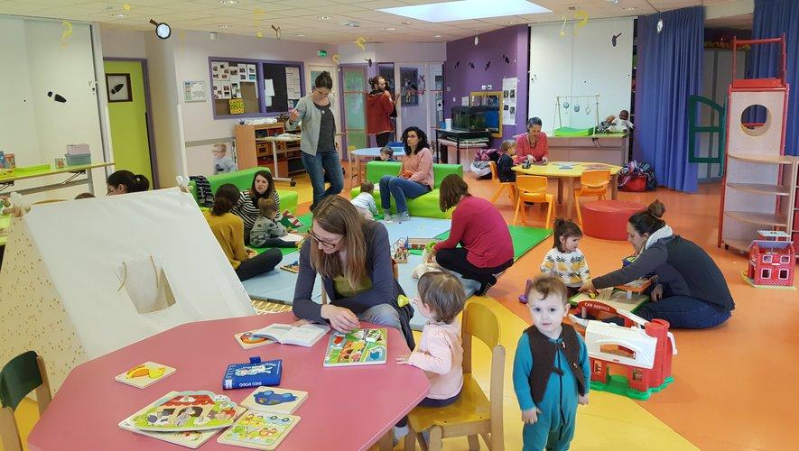 LudO'Doudou accueille parents et enfants pour des moments de découverte.