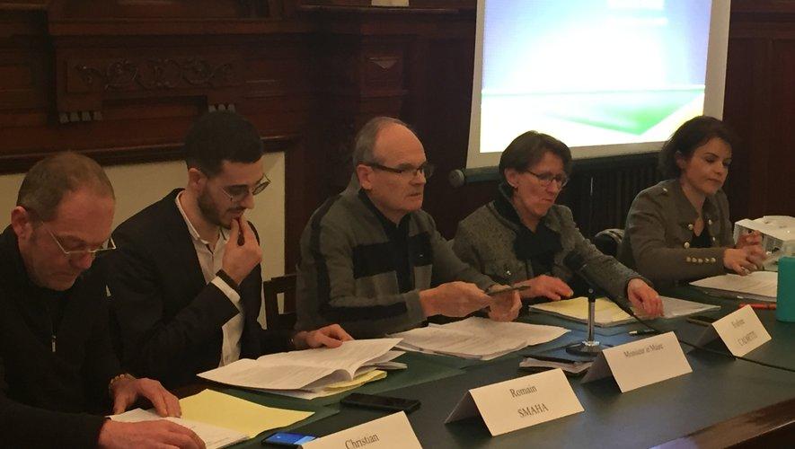 Dernier conseil municipal de la mandature pour les élus decazevillois.
