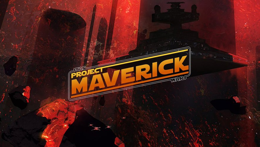 """Une première image de """"Star Wars: Project Maverick"""" sur PlayStation Network grâce à twitter.com/PSNRelease"""