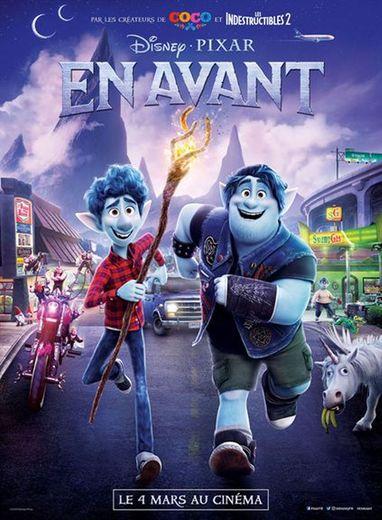 """""""En avant"""" est sorti le 4 mars dernier au cinéma"""