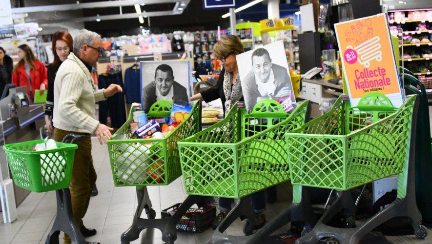 Les bénévoles comptent sur la générosité des Aveyronnais pour reconstituer leurs stocks.