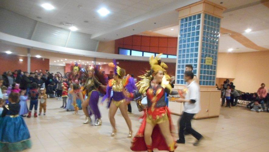 Le carnaval  s'est déroulé au Laminoir