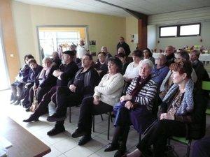 Ils étaient une trentaine a voter pour le bureau qui va les représenter tout au long de l'année.