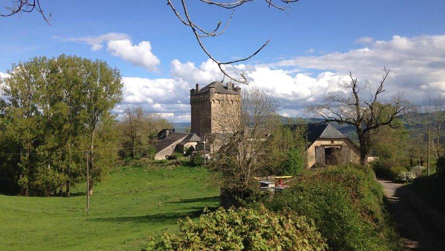 La tour de Masse, érigée au XVe siècle.
