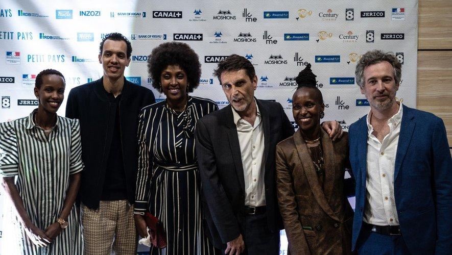 Le film, d'un budget de cinq millions d'euros, a été intégralement tourné au Rwanda, en grande partie dans la région de Gisenyi, près de la République démocratique du Congo (RDC).