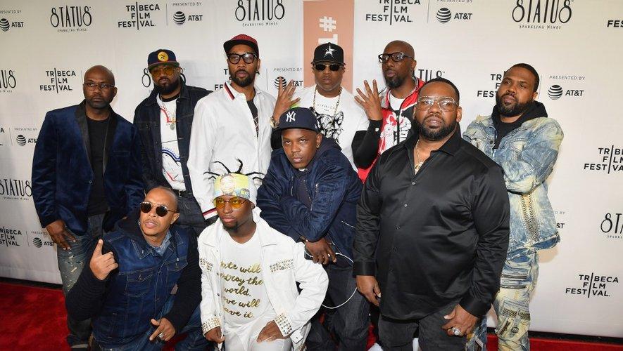 Wu-Tang Clan le 25 avril 2019