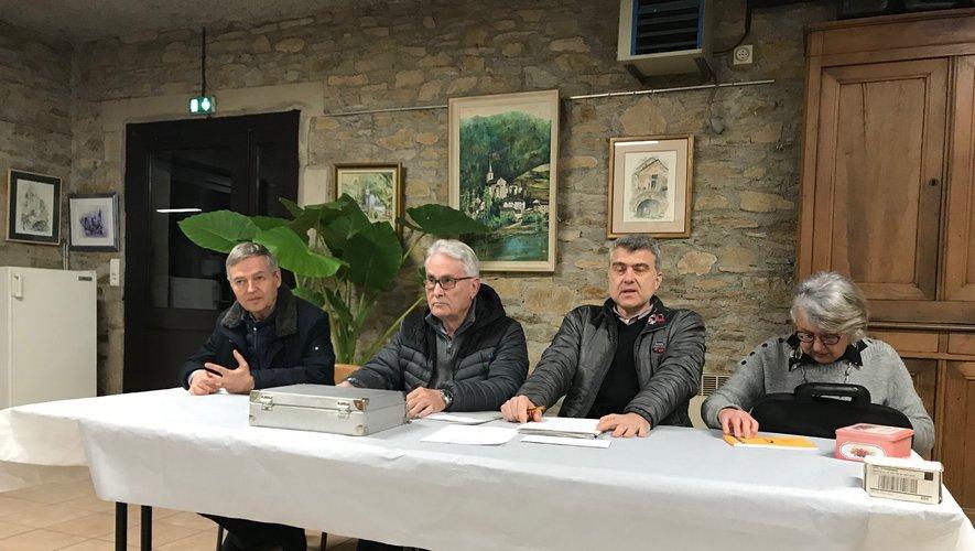 Une association pour animer la vallée du Tarn.
