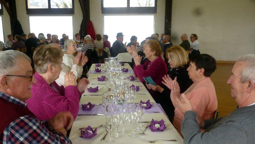 Repas des Aînés : moment privilégié, riche d'amitié