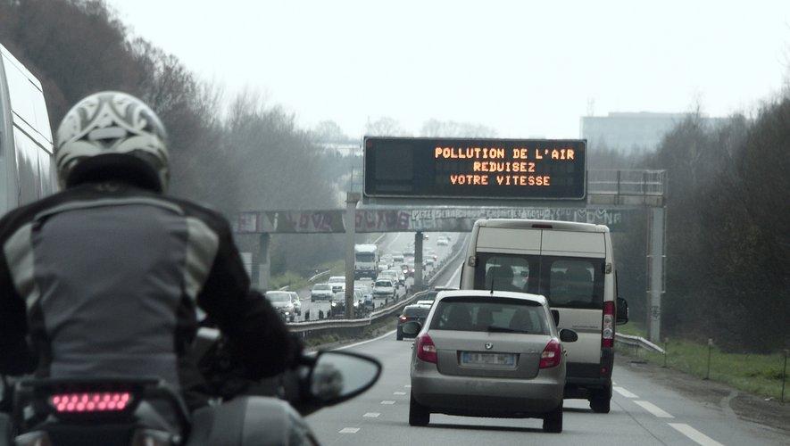 La qualité de l'air s'améliore en Ile-de-France.