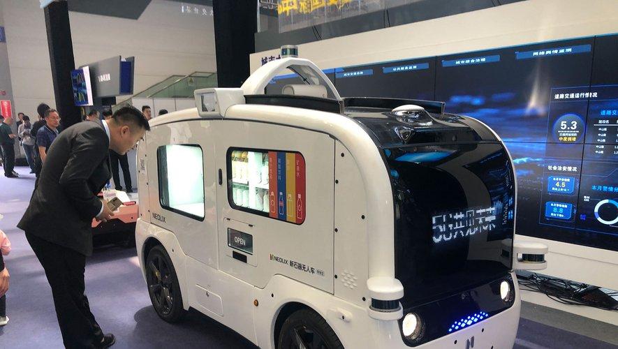 L'entreprise Neolix enregistre une forte demande de camionnettes de livraison autonome en Chine.