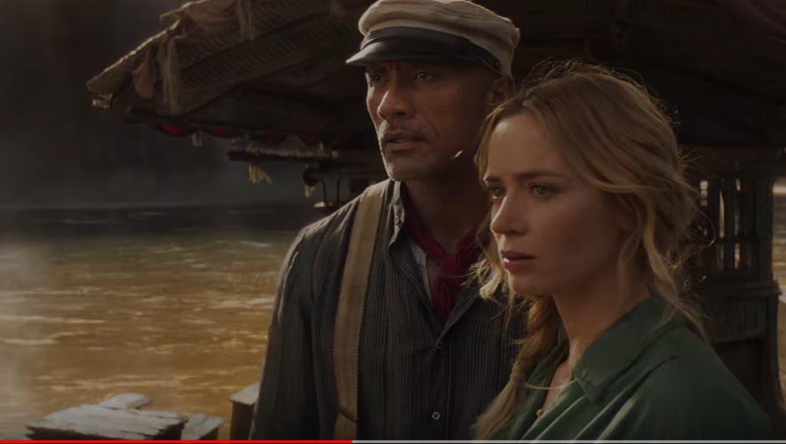 """Après """"Pirate des Caraïbes"""",""""Jungle Cruise"""" est le nouveau film tiré d'une attraction des célèbres parcs Disney."""