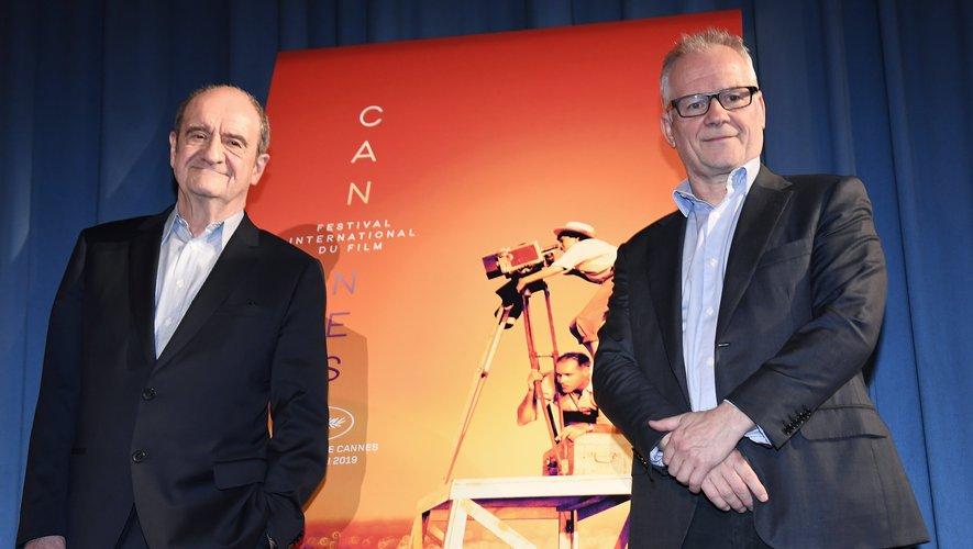 Pierre Lescure n'exclut pas une annulation du Festival de Cannes — Coronavirus