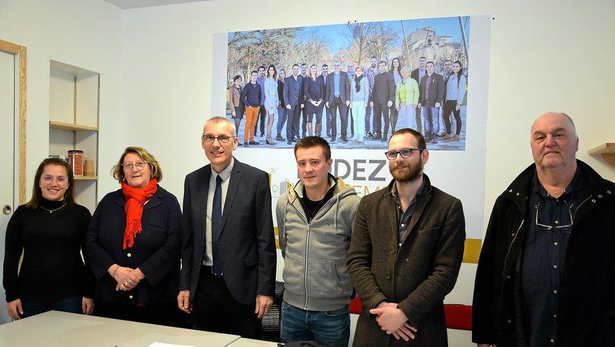 « Rodez Ensemble Autrement » (Serge Julien).