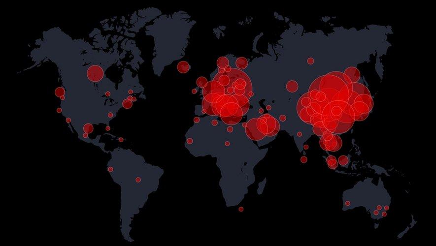 Le Covid-19, officiellement une pandémie