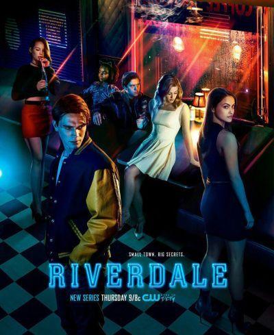 """""""Riverdale"""" est diffusée sur Netflix en France."""