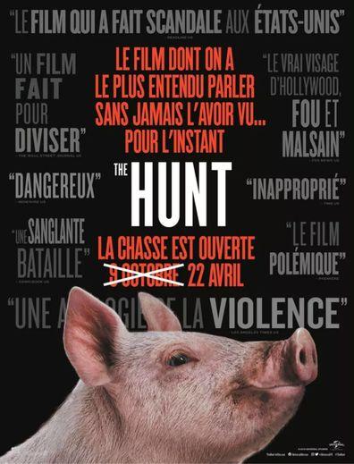 """""""The Hunt"""" sortira le 22 avril prochain."""