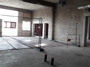 Agrandi, le garage des pompiers sera plus fonctionnel
