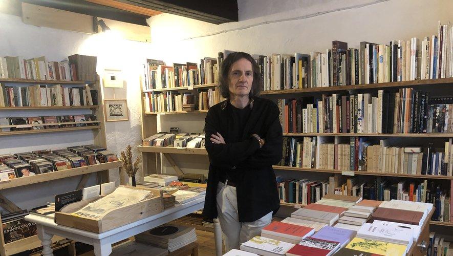 Michel Poulard vous attend demain dans sa librairie, situé au 11, rue Alibert, à Villefranche-de-Rouergue.