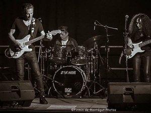 Trois musiciens à écouter samedi.