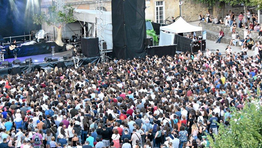 Comme ici avec Bigflo & Oli, St-Geniez entend bien perpétuer l'événement musical de l'été.