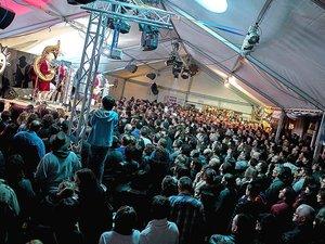 Le festival Lax'n'Blues annulé.